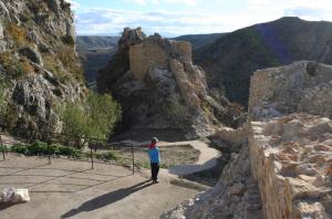 Castillo, vista sur