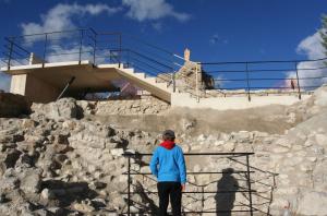 Restauración del castillo