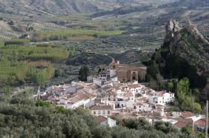Castril desde La Solana