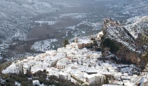 Castril nevado