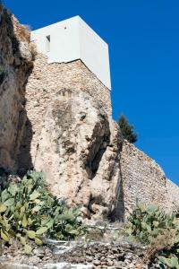 Una torre del castillo de Castril