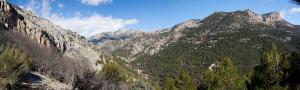 Panorámica de la Sierra de Castril
